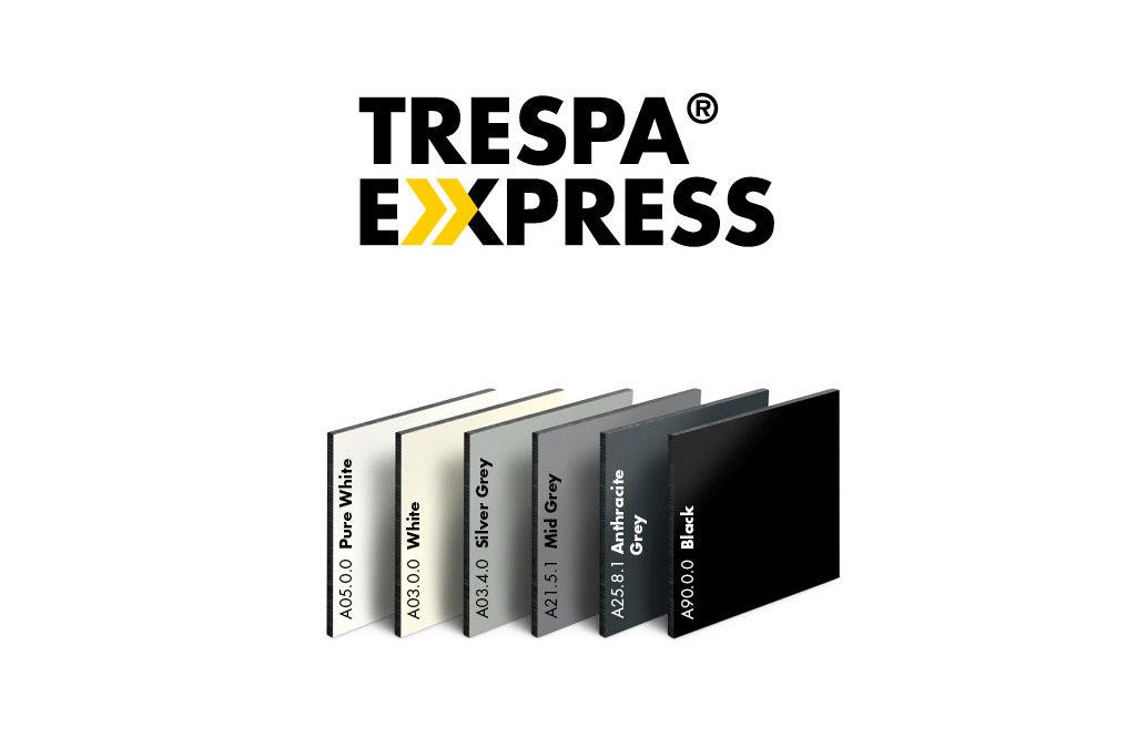 Trespa burkolat egy hét alatt? Befutott a Trespa Express!
