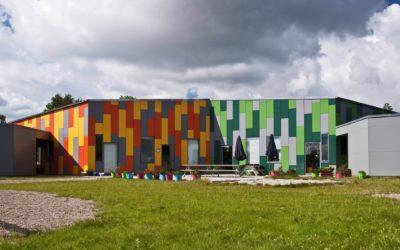 Új színárnyalatokkal bővült a Trespa Meteon kollekciója